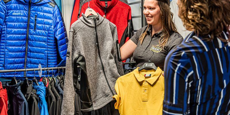 Werkkleding - Producten - Rook Bedrijfskleding