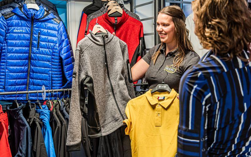 Werkkleding - Diensten - Rook Bedrijfskleding