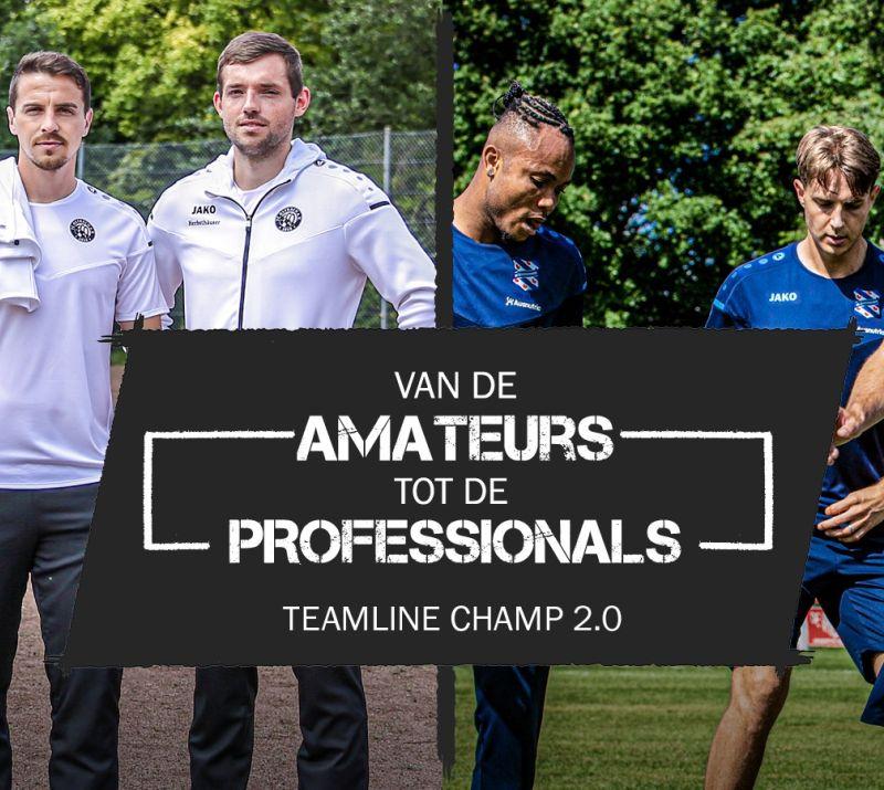 JAKO; Van Amateurs tot Professionals