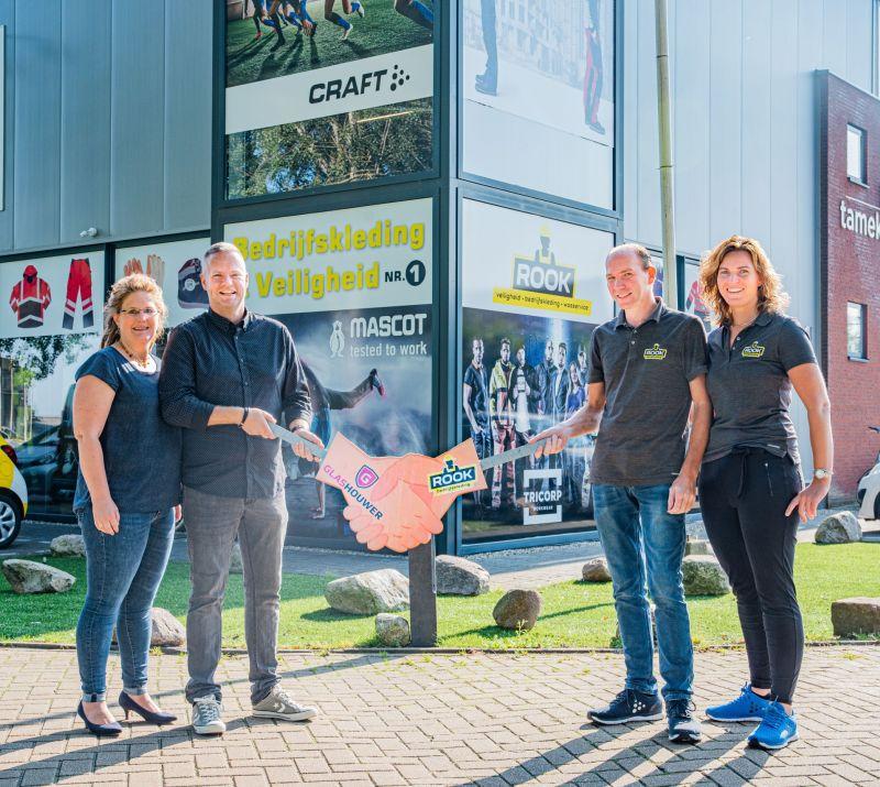 Rook Bedrijfskleding neemt Glashouwer in Friesland over